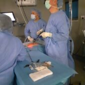 Przepuklina brzuszna – zabieg laparoskopowy